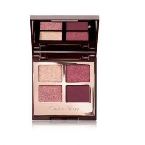 charlotte tilbury mesmerising marroon eyeshadow palette