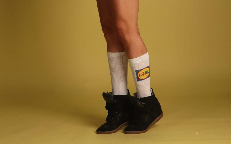 lidl fan sokken socks